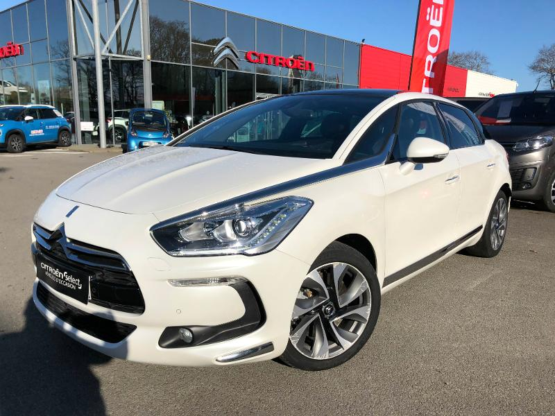 CITROEN DS5 BlueHDi 180 Sport Chic + Options