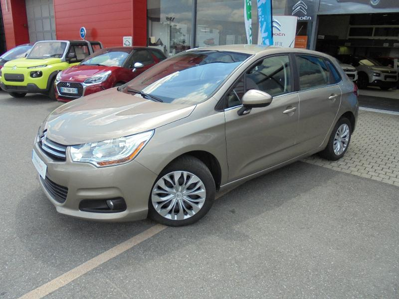 CITROEN C4 HDi 90 Business GPS