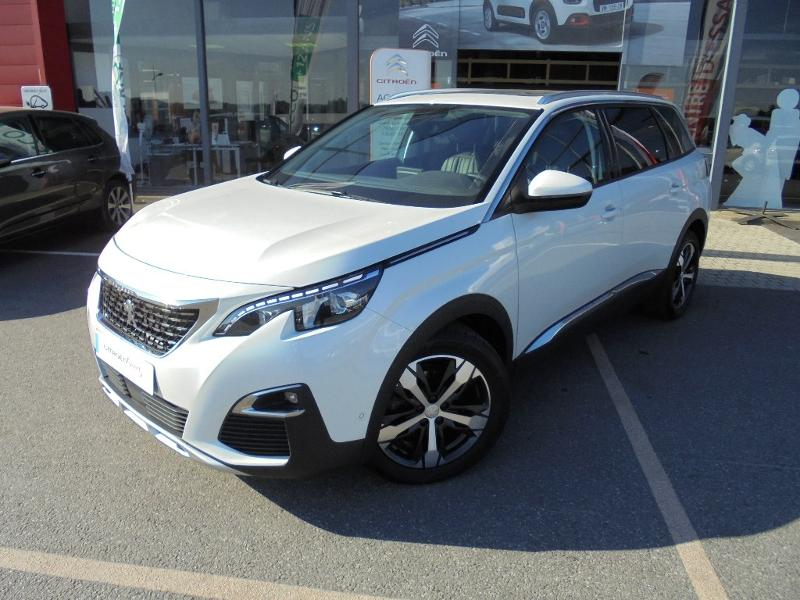 PEUGEOT 5008 HDi 120 Allure EAT6 + Options
