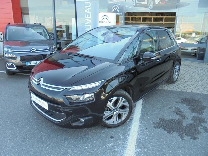 CITROEN C4 Picasso HDi 115 Exclusive + Options
