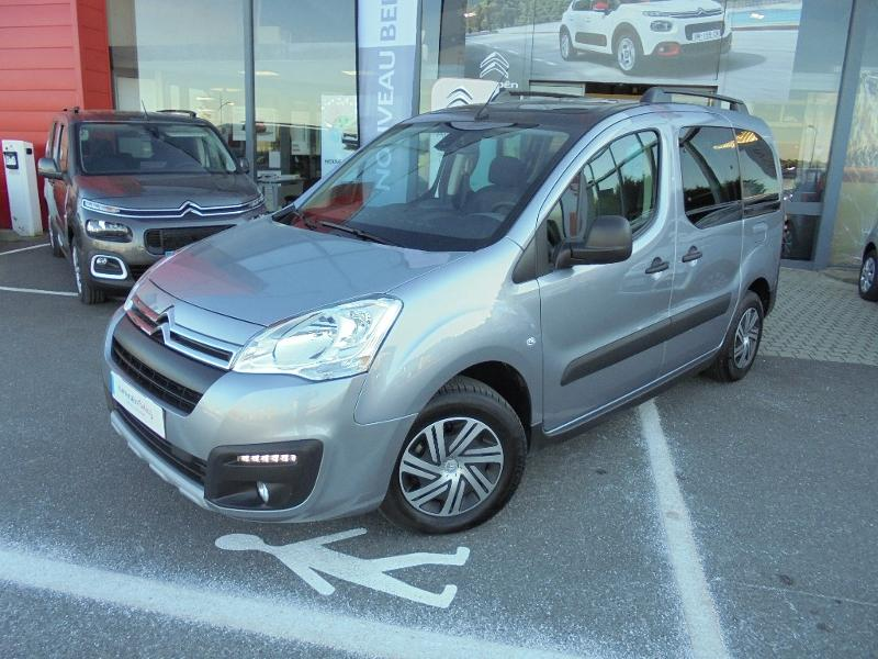 CITROEN Berlingo BlueHDi 100 XTR + GPS