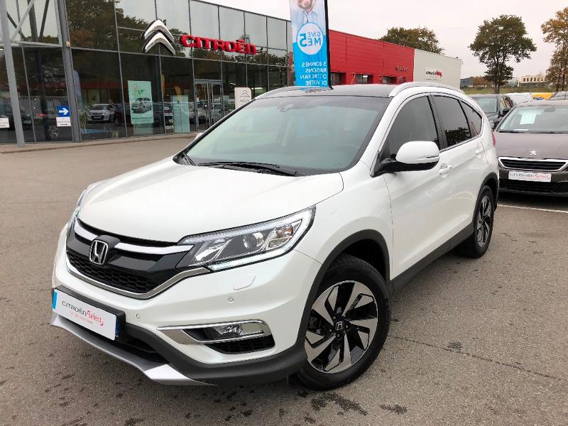 HONDA CR-V 1.6 i-DTEC 160 Exclusive Navi 4WD