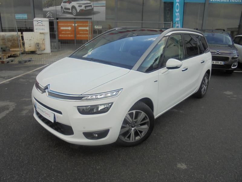 CITROEN Grand C4 Picasso HDi 120 Exclusive EAT6