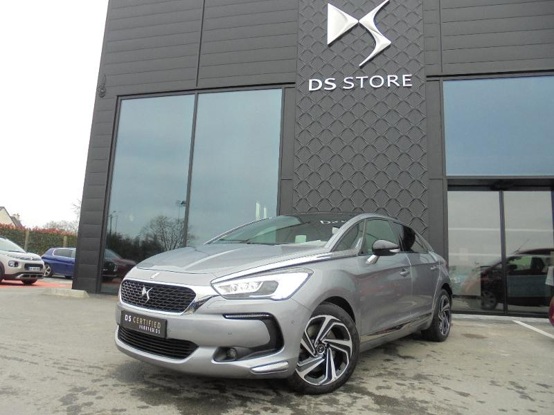 DS Ds5 HDi 180 Sport Chic EAT6 + Options
