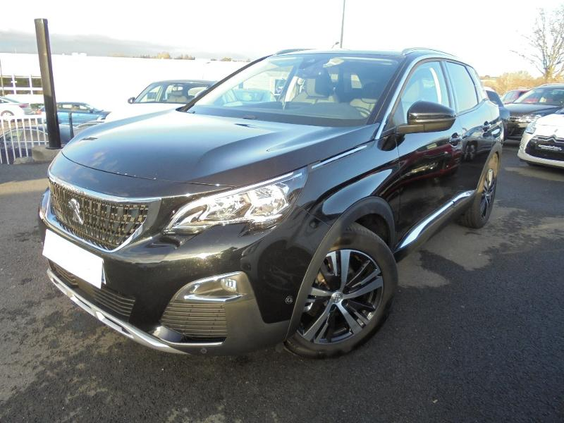 PEUGEOT 3008 HDi 120 Allure Business EAT6