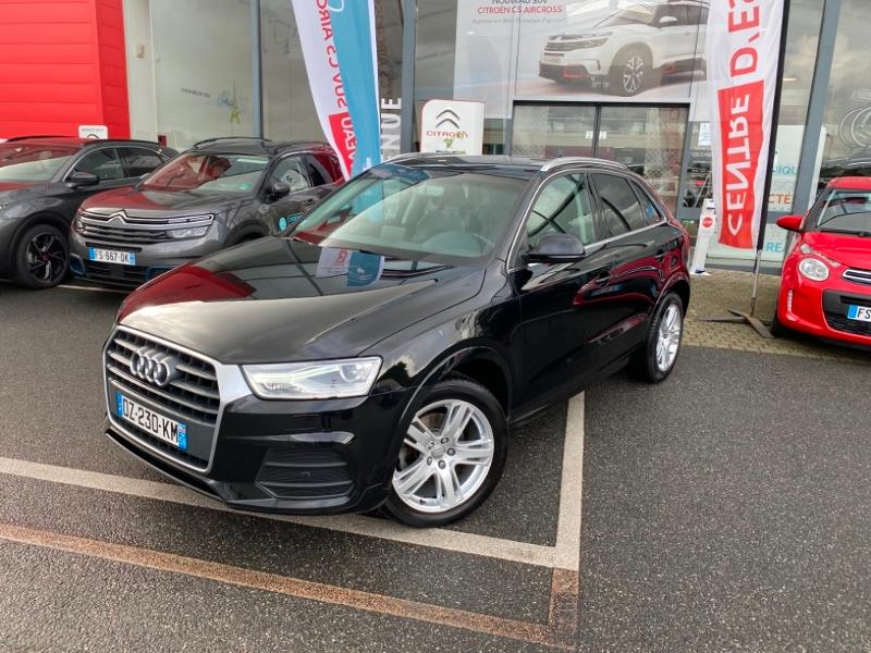 AUDI Q3 1.4 TFSI 150 COD Ambition Luxe S tronic 6